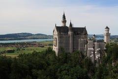 Kasteel in Duitsland, jaar 2009 Royalty-vrije Stock Foto's