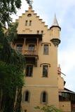 Kasteel in Duitsland, jaar 2009 Royalty-vrije Stock Afbeeldingen