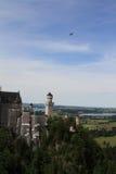 Kasteel in Duitsland, jaar 2009 Royalty-vrije Stock Foto