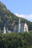 Kasteel in Duitsland, jaar 2009 Stock Foto