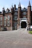 Kasteel en zijn omgeving Royalty-vrije Stock Afbeelding