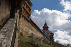 Kasteel Esslingen - Esslinger Burg Royalty-vrije Stock Fotografie