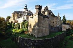 Kasteel Frydlant. Tsjechische republiek Royalty-vrije Stock Foto