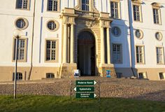 Kasteel Gottorf - Duitsland - III - Royalty-vrije Stock Foto