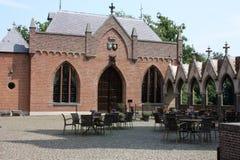 Kasteel Heeswijk aan Heeswijk Dinther Stock Afbeelding