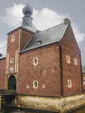 Kasteel Hoensbroek, one of the most famous Dutch castles. Stock Photos
