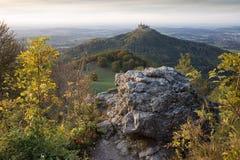 Kasteel Hohenzollern Royalty-vrije Stock Foto