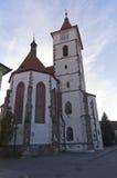 Kasteel Horazdovice royalty-vrije stock foto