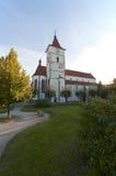 Kasteel Horazdovice Stock Fotografie