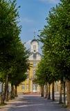 Kasteel Karlsruhe Royalty-vrije Stock Afbeeldingen