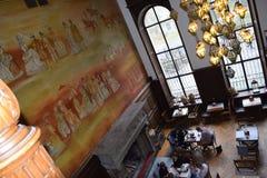 Kasteel in Moszna, Polen Royalty-vrije Stock Afbeelding