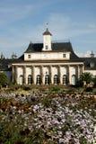 Kasteel in Pillnitz royalty-vrije stock afbeelding