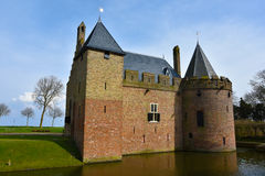 Kasteel Radboud Royaltyfria Bilder
