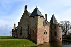 Kasteel Radboud Royalty-vrije Stock Foto