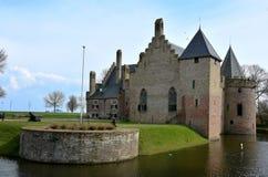 Kasteel Radboud Arkivbild