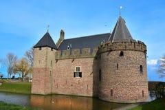Kasteel Radboud Royalty Free Stock Photography