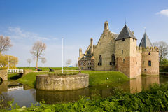 Kasteel Radbound Stock Image
