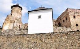 Kasteel Stara Lubovna, Slowakije, Europa Stock Afbeeldingen