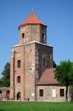 Kasteel Toszek in Polen Royalty-vrije Stock Afbeeldingen