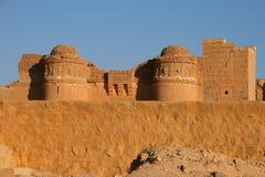 Kasteel van al-sharqi van qasral -al-hayr Royalty-vrije Stock Afbeeldingen