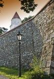 Kasteel van Bratislava Stock Afbeeldingen
