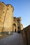 Kasteel van Carcassonne Royalty-vrije Stock Foto