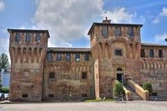 Kasteel van Cento. Emilia-Romagna. Italië. Stock Afbeelding
