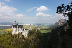 Kasteel van Neuschwanstein Royalty-vrije Stock Foto's