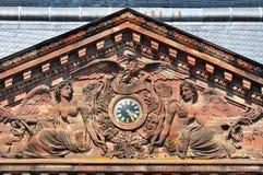 Kasteel van Saverne, Frankrijk Royalty-vrije Stock Foto