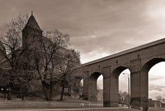 Kasteel van Teutonic Royalty-vrije Stock Foto