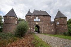 Kasteel vondern Duitsland Royalty-vrije Stock Fotografie