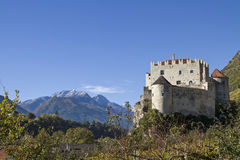 Kastel Bell  in South Tyrol Royalty Free Stock Photo