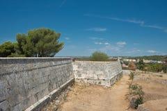 Kastel castle. Pula. Croatia Royalty Free Stock Images