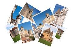 kastelen Stock Afbeeldingen
