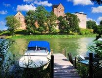 Kastelholm Castle, Aland, Finland Royalty Free Stock Photo