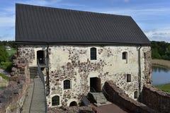 Kastelholm Castle, Aland, Finland. Stock Photo