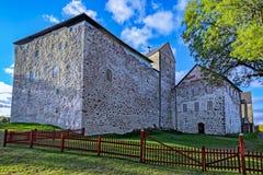 Kastelholm-Schloss auf Aland-Inseln in Finnland Lizenzfreies Stockfoto