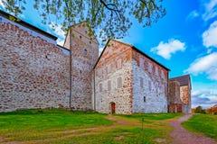 Kastelholm-Schloss auf Aland-Inseln in Finnland Lizenzfreies Stockbild