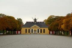 Kastellet Копенгаген, Дания стоковые фотографии rf