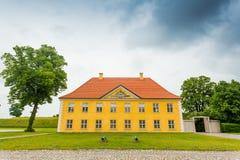 Kastellet, Chopenhagen, Denmark Stock Images