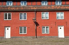 Kastellet, Copenhagen Royalty Free Stock Images