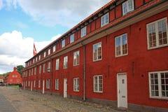 Kastellet, Copenhagen Stock Photography