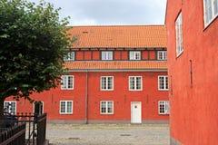 Kastellet, Copenhagen Royalty Free Stock Photos