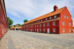 Kastellet, Copenhagen Stock Photo