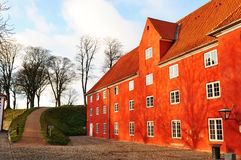 Kastellet, Copenhagen (Denmark) Stock Photo