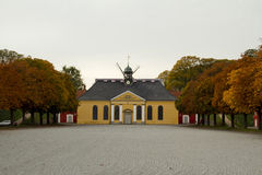 Kastellet Copenhagen, Denmark Royalty Free Stock Photos
