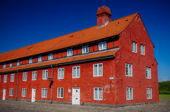 Kastellet (Copenhagen fortress) Royalty Free Stock Photos