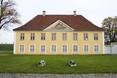 Kastellet Copenhague, Dinamarca Foto de archivo libre de regalías