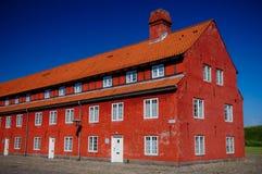 Kastellet (fortaleza de Copenhaga) Fotos de Stock Royalty Free