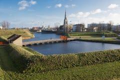 Kastellet fortress in Copenhagen Stock Images